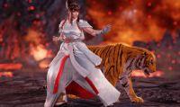 Tekken 7 presenta Kazumi