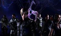 Resident Evil 6: costumi retrò per prossimi eventi online
