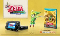 The Legend of Zelda : The Wind Waker HD, il bundle è confermato