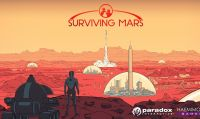 Surviving Mars - Le Colonie su Marte in un nuovo video