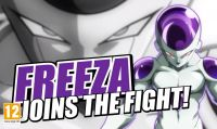 Dragon Ball FighterZ - Ecco il video presentazione di Frieza