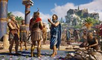 Il game director di Assassin's Creed: Odyssey conferma la presenza di scene ambientate nel presente