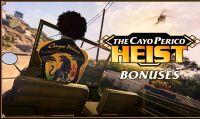 GTA Online – Ecco i Bonus di The Cayo Perico Heist