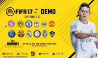 FIFA 17 - Ecco quando sarà disponibile la demo