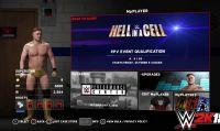 WWE 2K18 - Informazioni sulle modalità Il Mio Giocatore e Road to Glory