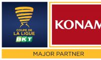 Konami è il nuovo major partner ufficiale della Coppa di Lega Francese BKT