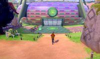 Pokémon Spada e Scudo - Le Palestre saranno simili a Stadi di Calcio