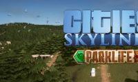 La nuova espansione Parklife di Cities: Skylines porta i parchi e le attività ricreative su PC