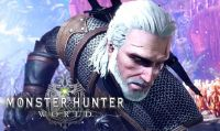 Monster Hunter World - Disponibili i contenuti in collaborazione con The Witcher 3