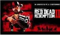 Red Dead Redemption 2 - Preacquista la versione PC e ottieni un gioco gratis