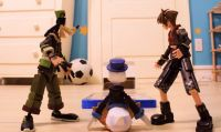 Kingdom Hearts III - Un filmato presenta le nuove action figure Bring Arts