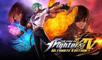 The King of Fighters XIV Ultimate Edition è disponibile ora sul PSN europeo