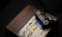 Una PlayStation 4 a tema Dark Souls III