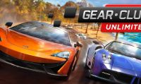Gear.Club Unlimited per Switch si arricchisce con il multiplayer locale