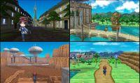Trailer di Pokémon X e Pokémon Y