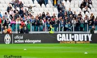 Call of Duty: Advanced Warfare allo Juventus Stadium