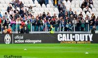 Call of Duty: Advanced Warfare allo Juventus Stadium