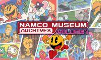 Namco Museum Archives arriva il 18 giugno