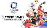 Tokyo 2020: The Official Videogame - Pubblicati alcuni filmati di gameplay