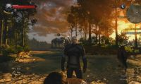 The Witcher 3 - La Patch per l'HDR causa qualche problema su PS4 Pro
