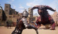 La mega patch per PC di Conan Exiles posticipata ad agosto