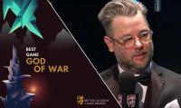God of War vince il premio di miglior gioco ai BAFTA Award