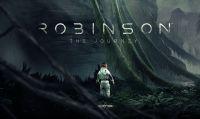 Svelata la data di lancio per Robinson: The Journey