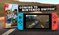 Truck Driver si sta attrezzando per il lancio su Nintendo Switch