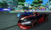 SEGA svela il tema musicale del Wisp Circuit di Team Sonic Racing