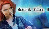 Secret Files 3 è disponibile per Nintendo Switch