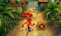 Crash Bandicoot N. Sane Trilogy - Ecco un video gameplay della versione Switch