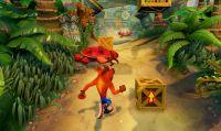 Crash Bandicoot N. Sane Trilogy - Ecco un video gameplay della versione Switch