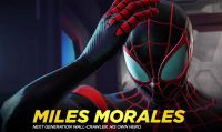 Miles Morales si mette in mostra nel nuovo video gameplay di Marvel Ultimate Alliance 3: The Black Order