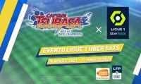 Le divise della Ligue 1 Uber Eats arrivano in Captain Tsubasa: Rise of New Champions