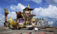 Voldo protagonista dell'ultima carrellata di immagini di Soul Calibur VI