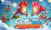 Scribblenauts: Showdown esce l'8 marzo - Ecco il trailer di lancio