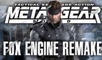 Il remake del primo Metal Gear Solid? Kojima è d'accordo