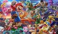 Super Smash Bros Ultimate - Inizia domani, 28 dicembre, l'evento ''Mario e il suo mondo''