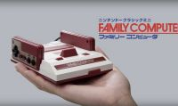 Mini Famicom - Nintendo ferma la produzione in Giappone
