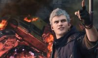 Devil May Cry 5 - Un cinguettio mostra funzionalità relative al Devil Bringer di Nero