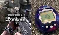 In Call of Duty: Modern Warfare ci sarà il Tamagotchi, anzi, il TamaGUNchi