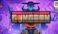 Enter the Gungeon è gratis su PC per un periodo limitato