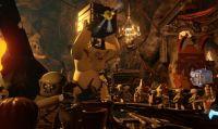 LEGO Lo Hobbit, immagini di Goblin Town