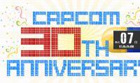 CAPCOM countdown per il 30° anniversario