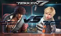 Tekken 7 - Un nuovo video  gameplay mette in mostra Miguel e Leo