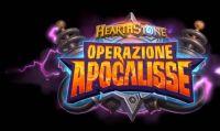 Heartstone - Disponibile l'espansione ''Operazione Apocalisse''