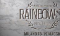 Le finali della Pro League di Tom Clancy's Rainbow Six Siege si terranno a milano il 18-19 maggio