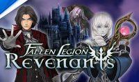 Fallen Legion Revenants - Disponibile un nuovo Character Trailer