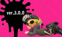 Disponibile da oggi l'update 3.0.0 di Splatoon 2