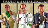 Grand Theft Auto V: Premium Online Edition è disponibile per PS4, Xbox One e PC